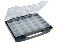 Raaco RAA134873 - Boxxser 55 5x10 Pro Organiser Case 25 Inserts