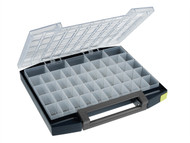 Raaco RAA134897 - Boxxser 55 5x10 Pro Organiser Case 45 Inserts