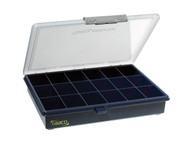 Raaco RAA136167 - A5 Profi Service Case Assorter 18 Fixed Compartments