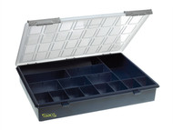 Raaco RAA136174 - A4 Profi Service Case Assorter 15 Fixed Compartments