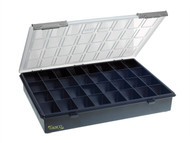 Raaco RAA136181 - A4 Profi Service Case Assorter 32 Fixed Compartments