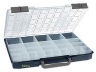 Raaco RAA136273 - CarryLite Organiser Case 55 5x10-25/2 25 Inserts