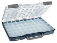 Raaco RAA136280 - CarryLite Organiser Case 55 5x10-50 50 Inserts