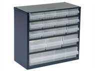 Raaco RAA137560 - 616-123 Metal Cabinet 16 Drawer