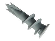 Rawlplug RAW07015 - Nylon Self-Drill Plasterboard Fixing Pack of 12