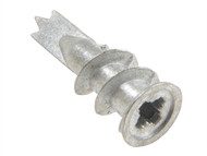 Rawlplug RAW07124 - Metal Self-Drill Plasterboard Fixing Pack of 50