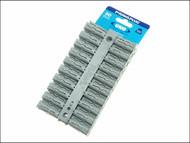 Rawlplug RAW68615 - Grey Uno Plugs Card of 80