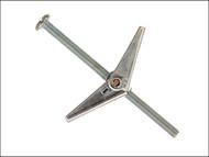 Rawlplug RAW94436 - Spring Toggle Box of 100 M5 x 50mm
