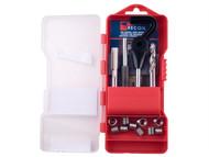 Recoil RCL35088 - Insert Kit Metric Coarse M8.0 - 1.25 Pitch 10 Inserts