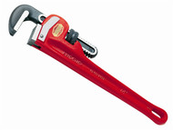 RIDGID RID31005 - Heavy-Duty Straight Pipe Wrench 200mm (8in) 31005