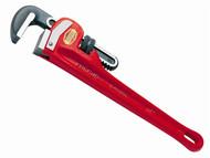 RIDGID RID31040 - Heavy-Duty Straight Pipe Wrench 1200mm (48in) 31040