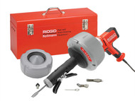 RIDGID RID37343 - K45-AF5 Drain Cleaning Gun With All Tooling 37343
