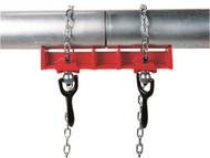 RIDGID RID40220 - 461 Straight Pipe Welding Vice 200mm 40220