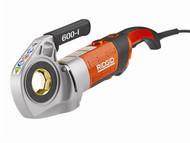 RIDGID - 600-I Hand-Held Power Drive Threading Machine 600I Pd 44893
