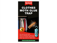 Rentokil RKLFMP13 - Clothes Moth Glue Trap