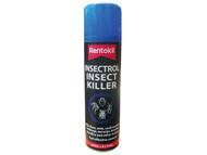 Rentokil RKLPS136 - Insectrol - Insect Killer Spray Aerosol 250ml