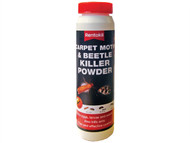 Rentokil RKLPSC49 - Carpet Moth & Beetle Killer Powder