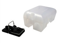 Rentokil RKLPSE10 - Enclosed Rat Trap Lockable Box