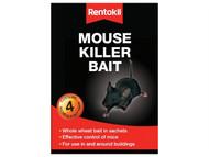 Rentokil RKLPSM93 - Mouse Killer Bait 100g