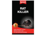 Rentokil RKLPSR164 - Rat Killer 500g