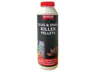 Rentokil RKLPSS120 - Slug & Snail Killer Pellets