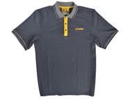 Roughneck Clothing RNKPOLOGYL - Grey Polo Shirt - L