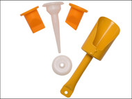 Roughneck ROU32105 - Brick Mortar Gun Spares Kit