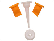 Roughneck ROU32106 - Spare Nozzle & Plunger Kit