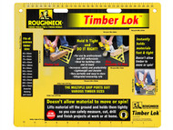 Roughneck ROU38655 - Timber Lok