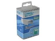 Rapid RPD1408PP - 140/8 8mm Galvanised Staples Poly Pack 5000