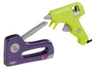 Rapid RPDM10RKIT - M10R Tacker & G1010 Glue Gun Kit