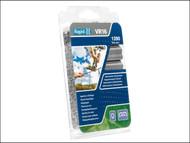 Rapid RPDVR22GR215 - VR22 Fence Hog Rings Pack 215 Green