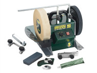Record Power RPTWG250 - WG250 250mm Wet Stone Grinder 160 Watt 240 Volt