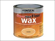 Ronseal RSLDHFWNO25L - Diamond Hard Floor Wax Natural Oak 2.5 Litre