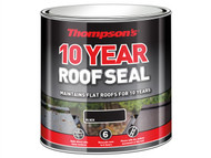 Ronseal RSLHPRSBL4L - Thompsons Roof Seal Black 4 Litre