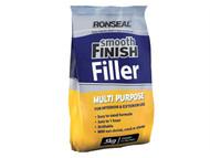 Ronseal RSLMPWF5KG - Smooth Finish Multi Purpose Wall Powder Filler 5kg