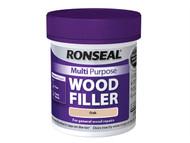 Ronseal RSLMPWFO250G - Multi Purpose Wood Filler Tub Oak 250g