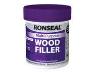 Ronseal RSLMPWFW250G - Multi Purpose Wood Filler Tub White 250g