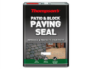 Ronseal RSLPBPSS5L - Patio & Block Paving Seal Satin 5 Litre