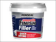 Ronseal RSLQDF600G - Smooth Finish Quick Drying Multi Purpose Filler 600g