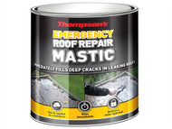 Ronseal RSLTERRM750 - Thompsons Emergency Roof Repair Mastic 750ml