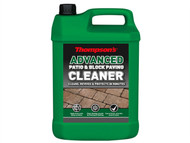 Ronseal RSLTPBPCP5L - Patio & Block Paving Cleaner Protect 5 Litre