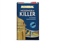 Ronseal RSLWWK5L - Woodworm Killer 5 Litre