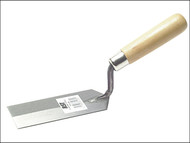 R.S.T. RST103B - Margin Trowel Wooden Handle 5in x 2in