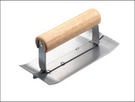R.S.T. RST120 - Groover Trowel 6 x 3 x 1/2in
