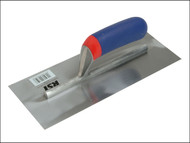R.S.T. RST124BST - Plasterers Finishing Trowel Banana Soft Touch Handle 11in x 4.1/2in