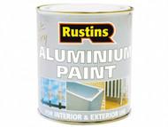 Rustins RUSAP250 - Aluminium Paint 250ml
