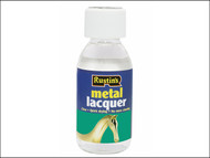 Rustins RUSCML125 - Metal Lacquer Clear 125ml