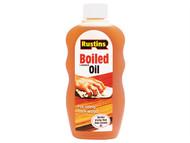 Rustins RUSLOB300 - Linseed Oil Boiled 300ml