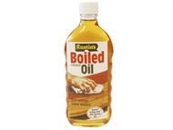 Rustins RUSLOB500 - Linseed Oil Boiled 500ml